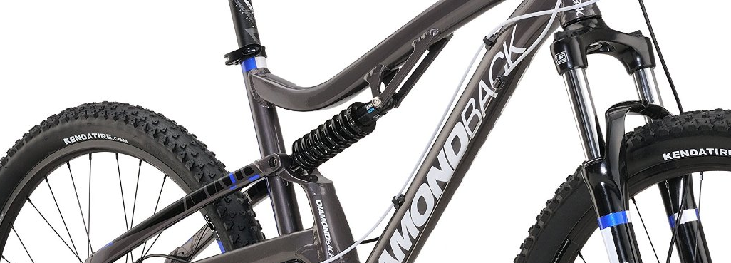 Diamondback Bicycles Recoil Complete Full Suspension Mountain review